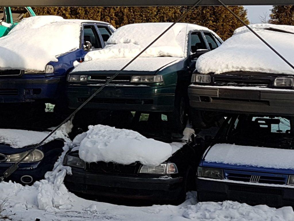 Demontaż Pojazdów Lublin - czekamy na Ciebie